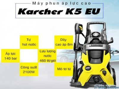 Máy áp lực Karcher K5EU